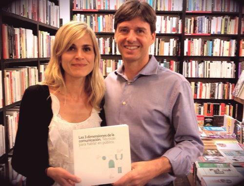 """Entrevista a David Sagristà, emprendedor, Director de Uptitude (www.uptitude.es) y autor del libro """"Las tres dimensiones de la comunicación"""""""
